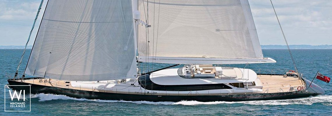 Red Dragon Alloy Yachts Sloop 52M