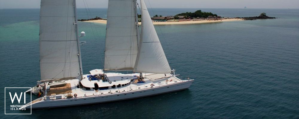 Yacht charter Marquesas Islands