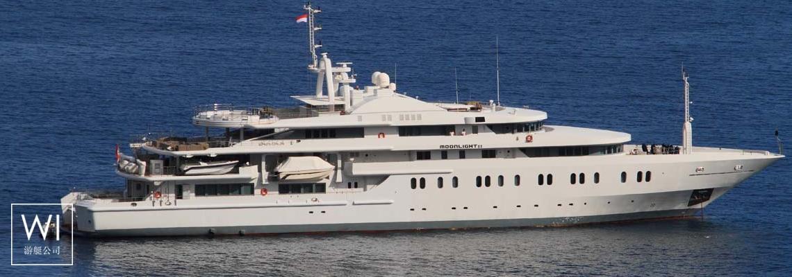 Moonlight II (ex Alysia) Neorion Yacht 85M Exterior 1