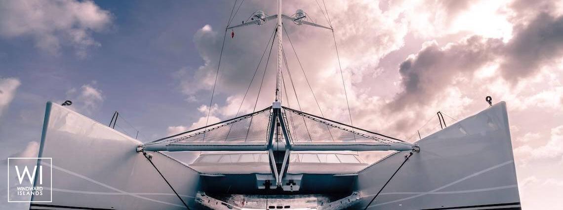 Bella Vita (ex Necker Belle)CMN Catamaran 32M