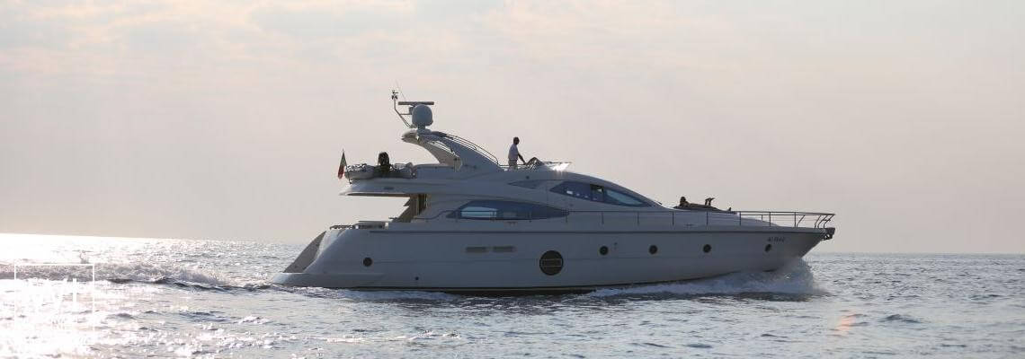 Aicon Fly 64Aicon Yachts