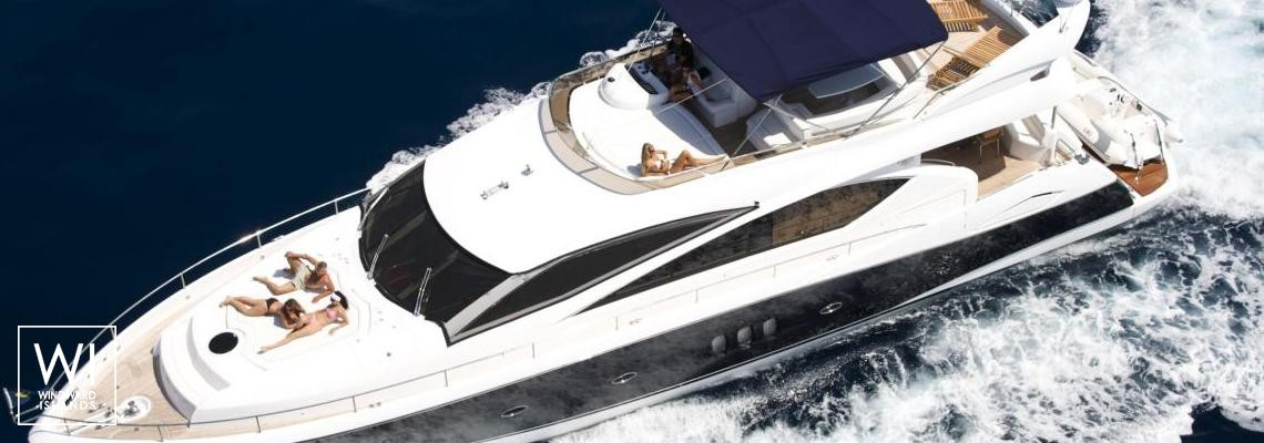 Princess Kitana Sunseeker Yacht 75'