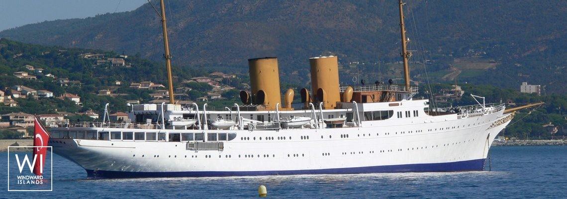 Savarona Blohm & Voss Yacht 136M