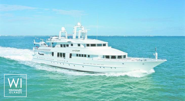 Starship Van Mill Yacht 44M