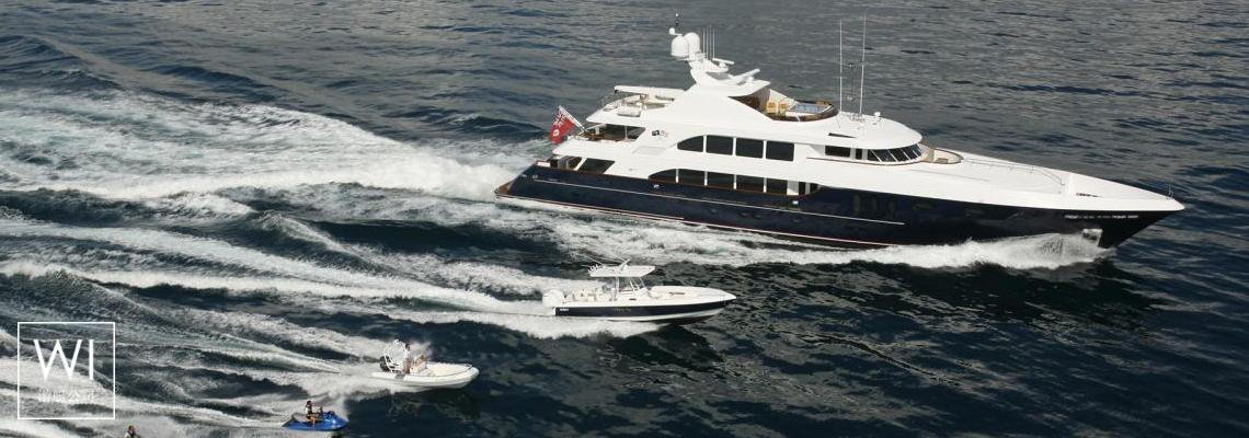 Cocktails (ex janie) Trinity Yacht 48M Exterior 1