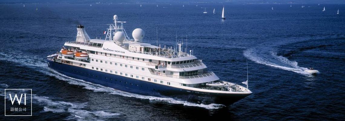 Seadream  Petter Yran  Yacht 110M Exterior 1