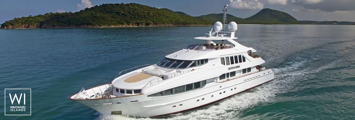 Seven Sins Heesen Yacht 41M