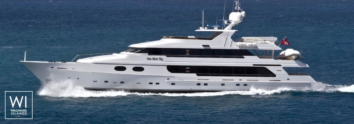 One More Toy Christensen Yacht 47M Exterior 1