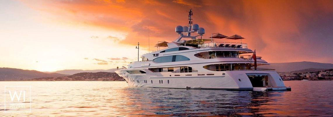 Galaxy Benetti Yacht 56M Exterior 1