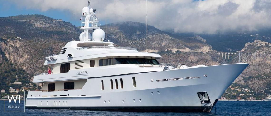 Hanikon (ex Troyanda) Feadship Yacht 50M Exterior 1
