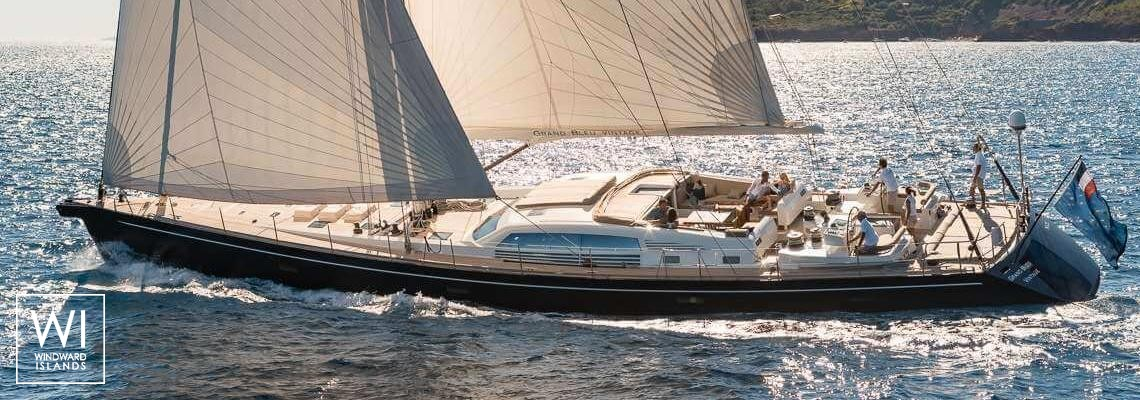 Grand Bleu Vintage CNB Sloop 95'