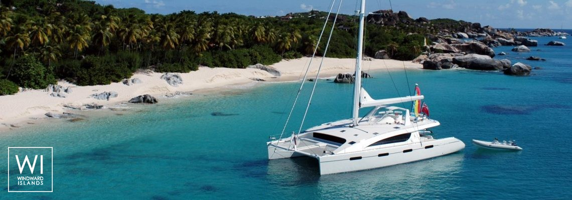Kings Ransom Matrix Catamaran Silhouette 76'