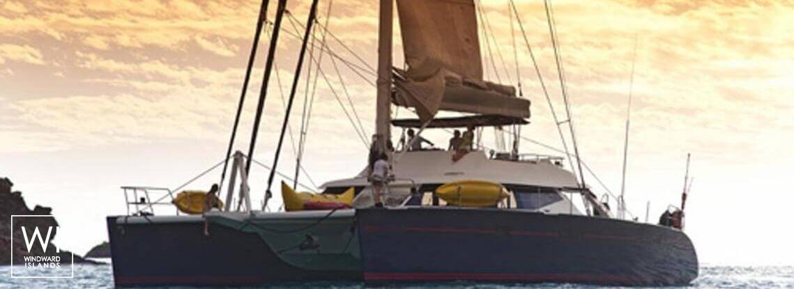 Nahema IV Yacht Industries Yapluka 73