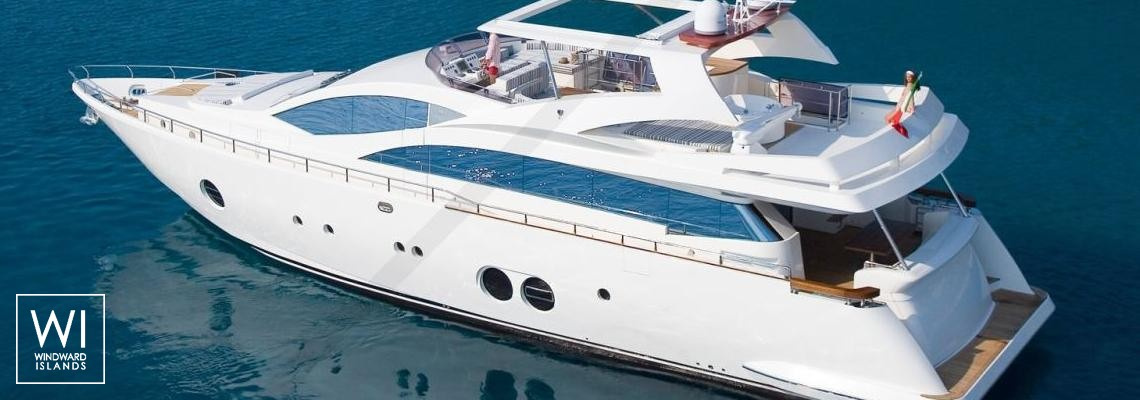 Aicon Fly 85Aicon Yachts