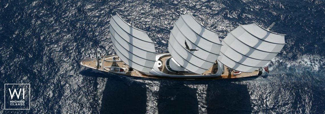 Maltese Falcon Perini Navi Yacht 88M Exterior 1