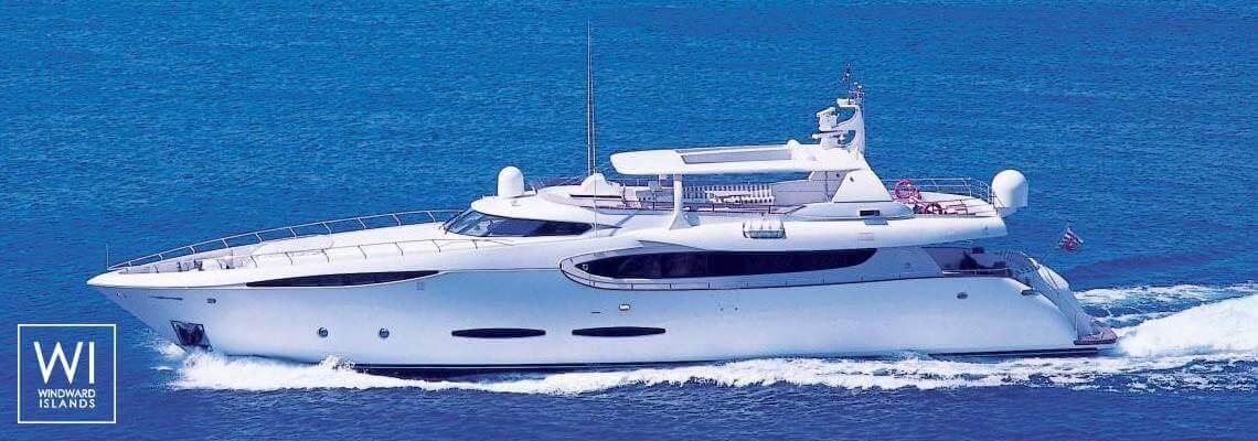 Phoenix  Leight Notika Yacht 36M Exterior 1
