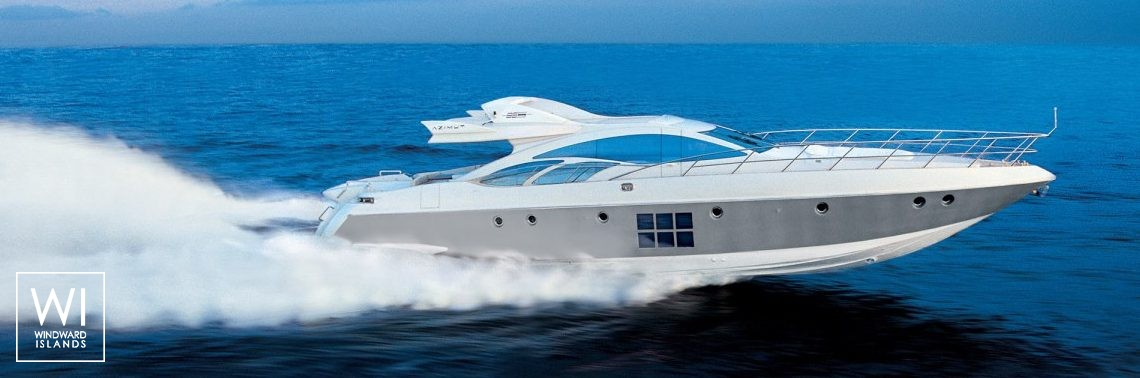 Chimera Azimut Yachts Open 86S Exterior 1