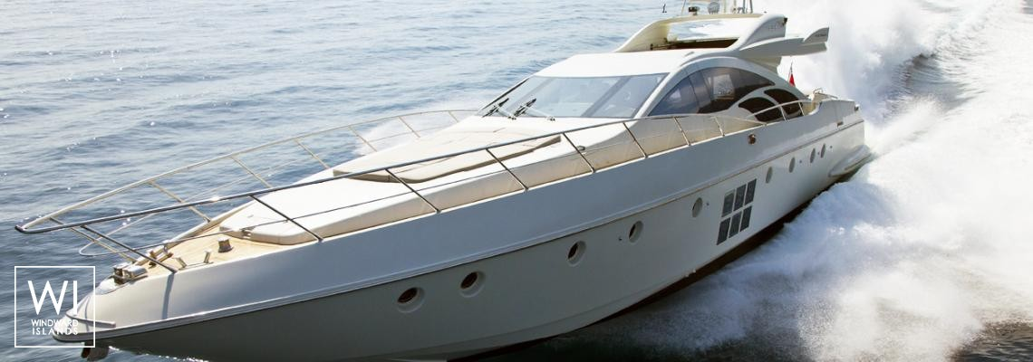 Nami Azimut Yachts Open 86S Exterior 1