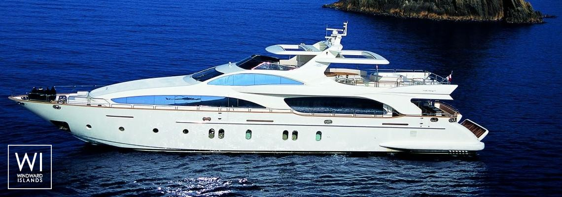 Fly 116' Azimut Yachts Exterior 1