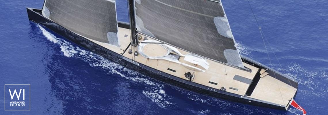 Angels Share (ex Dream) Wally Yacht 130' Exterior 1