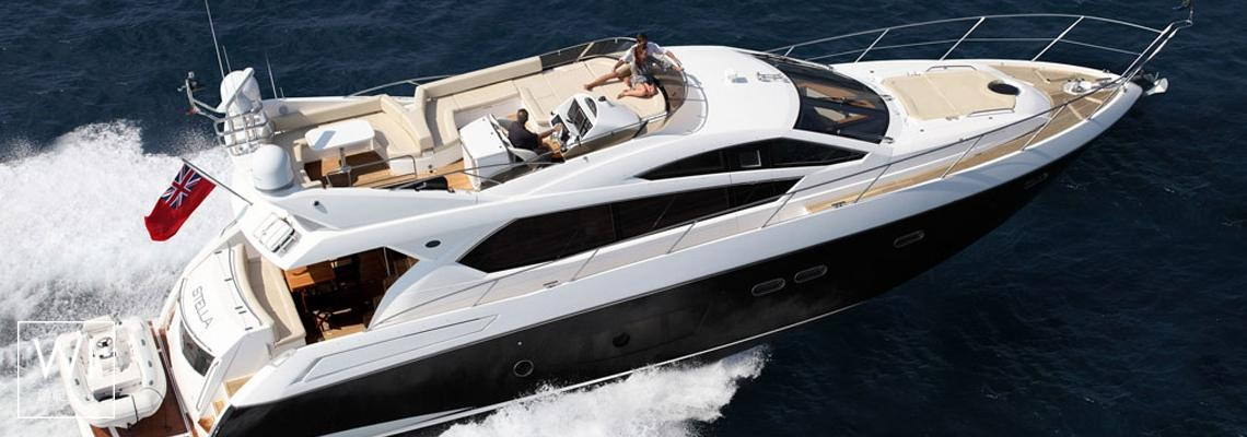 Manhattan 63' Sunseeker Exterior 1