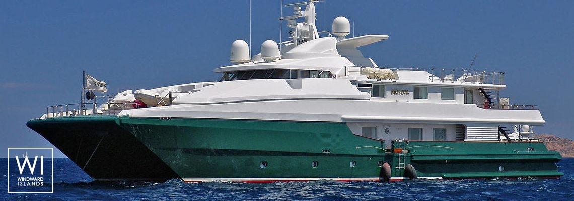 Moecca Oceanfast Yacht 150' Exterior 1