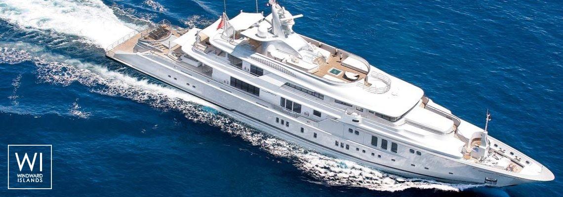 Siren Nobiskrug Yacht 73m Exterior 1