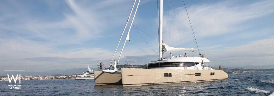 Black Swan (ex Rafoly)Blubay Catamaran 92