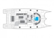 Sunreef-catamaran Power 70 Layout 1