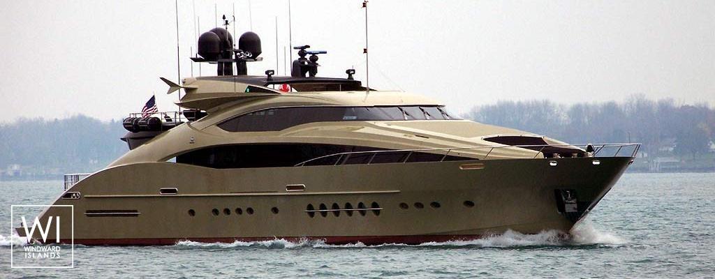 Hokulani Palmer Johnson Yacht 150' Exterior 1