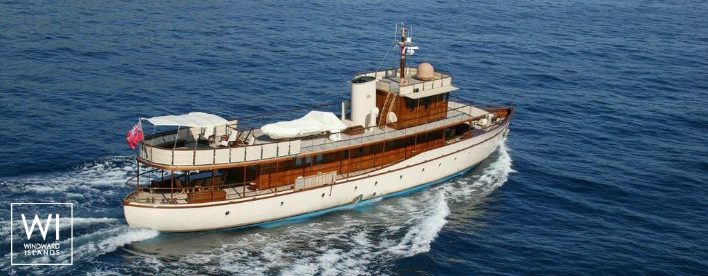 Over The Rainbow Dickie  Yacht 35M