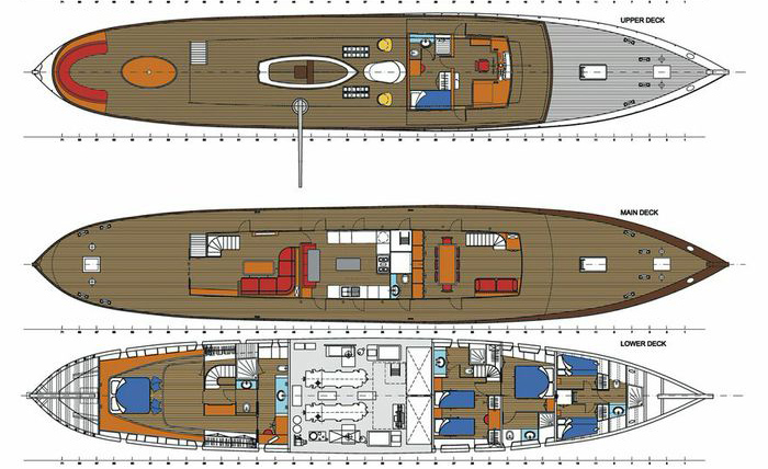 Dickie Yacht 35m Layout 1
