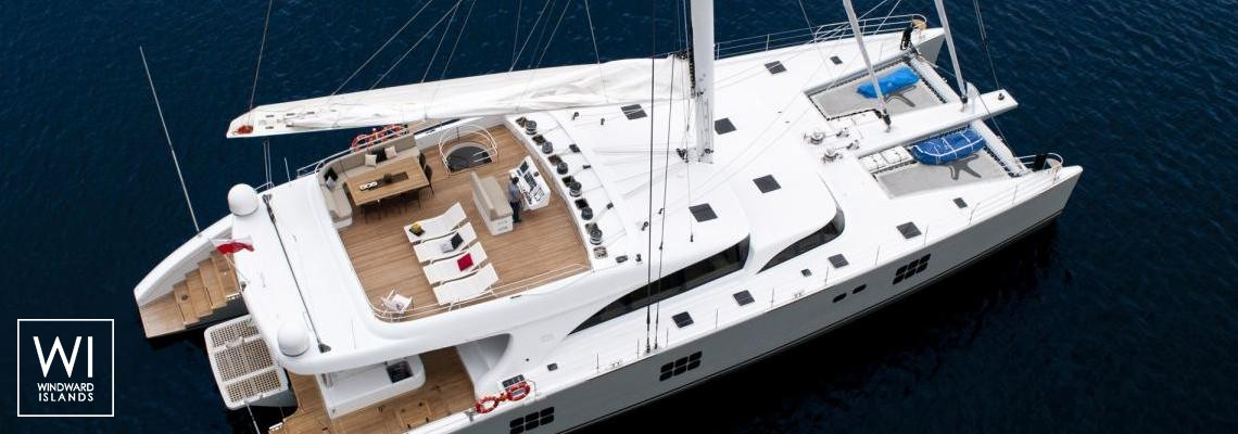 Ipharra Sunreef Catamaran Sail 102'