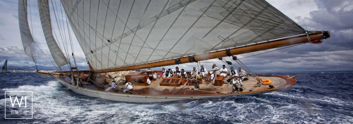 Moonbeam IV  William Fife  Yacht 105' Exterior 1