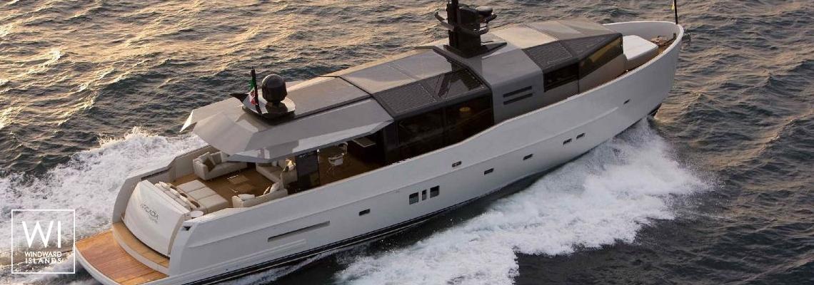 Yacht 85' Arcadia Exterior 1