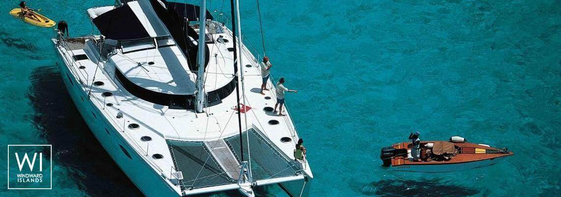 Nirvana Fountaine Pajot Eleuthera 60