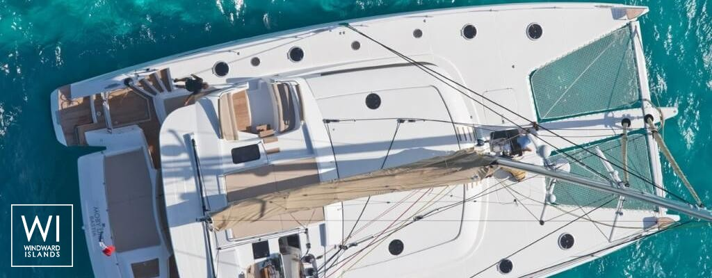 Moby Dick  Fountaine Pajot Galathea 65 Exterior 1