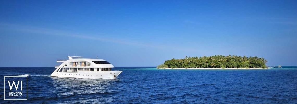 Maldives Mosaique Maldives Yachts Yacht 137'