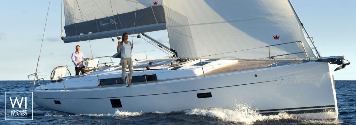 Corsica - Summerland 40Fountaine Pajot