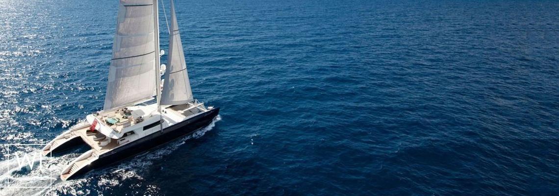 Hemisphere Pendennis Catamaran 145' Exterior 1