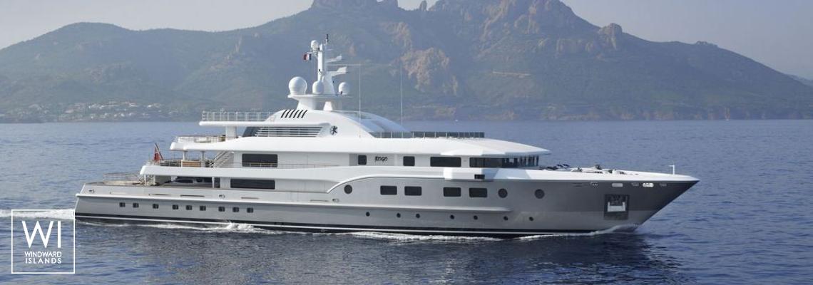 Kogo Alstom Yacht 72M