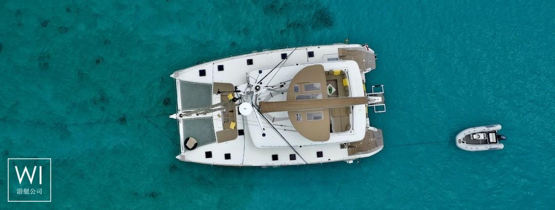 Zylkene1 Lagoon Catamaran Lagoon 560
