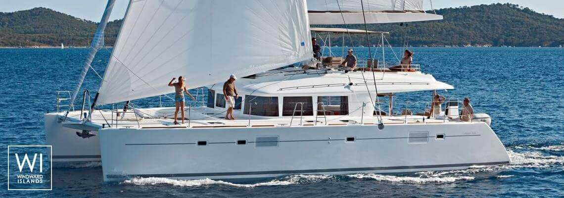 Marquesas Islands - Drumbeat (ex Salperton)Alloy Yachts Sloop 53M