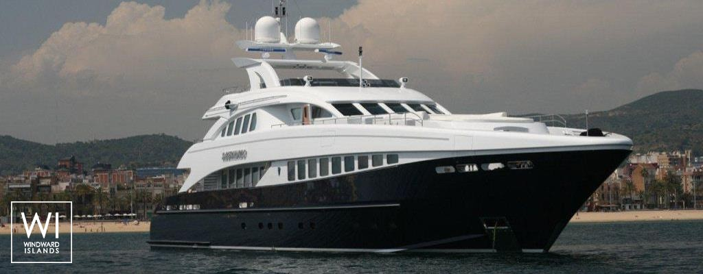 San Bernardo Heesen Yacht 44M