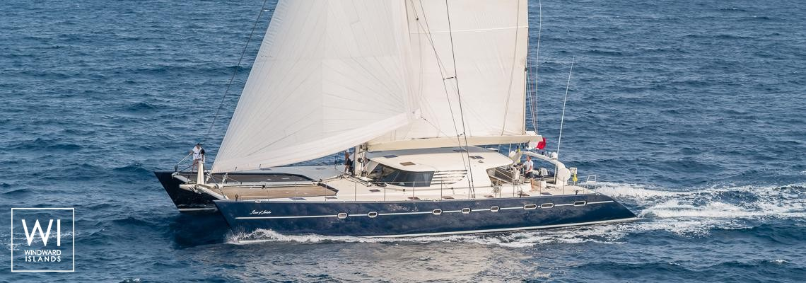 Trieste - Ipharra Sunreef Catamaran Sail 102'