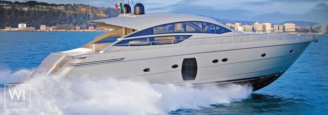 Cayenne Pershing Yachts Pershing 64