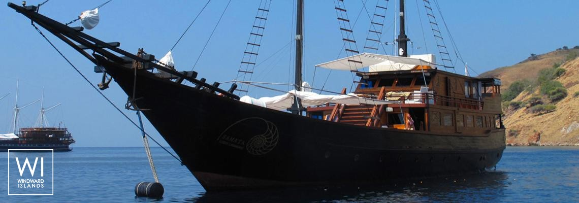 Samata Custom Ketch 42M