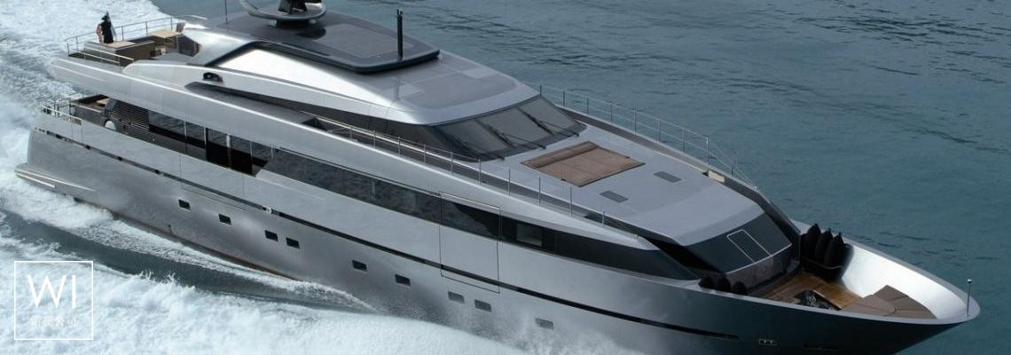 4H San Lorenzo Yacht 125' Exterior 1