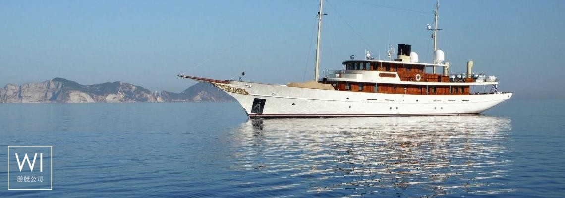 Amphitrite (ex Vajoliroja) Turquoise Yacht Yacht 48M Exterior 1