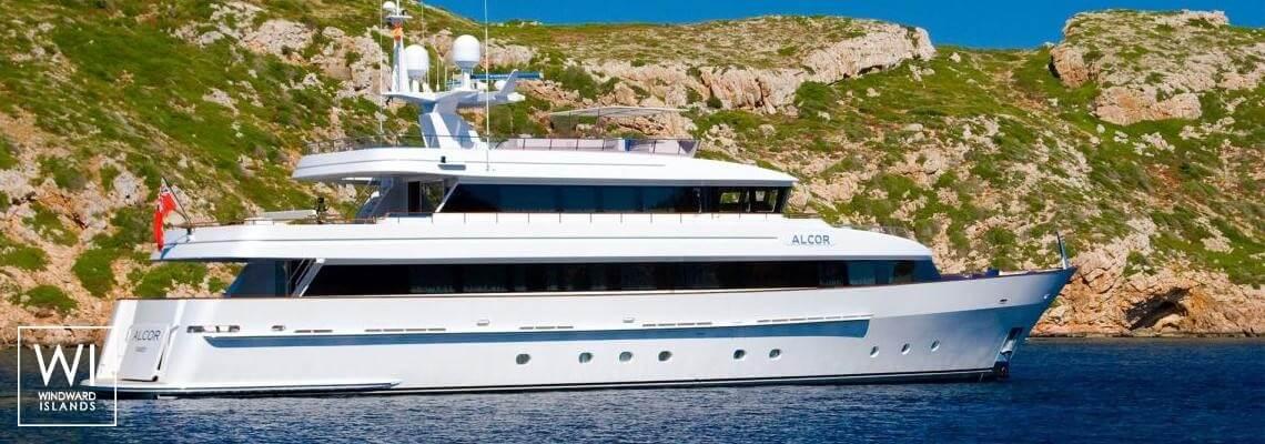 Alcor Heesen Yacht 35M